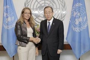 Liên hợp quốc bổ nhiệm đặc phái viên lâm thời về vấn đề Liban