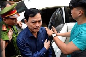 Đà Nẵng: Ra quyết định thi hành án phạt tù ông Nguyễn Hữu Linh