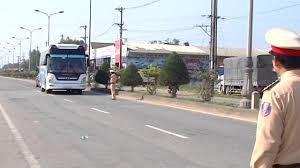 Long An: Tai nạn giao thông làm 1 người chết, 1 người bị thương