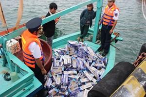 Long An:  Tăng cường ngăn chặn buôn lậu thuốc lá