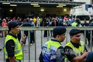 Malaysia phạt tù công dân Indonesia liên quan đến IS