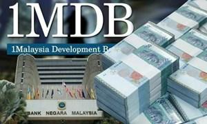 Malaysia phong tỏa hơn 400 tài khoản liên quan đến 1MDB
