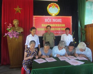 Mặt trận cơ sở ở Quảng Bình phải thường xuyên có báo Đại Đoàn Kết