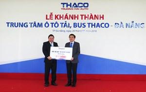 Mặt trận Đà Nẵng tiếp nhận 1,2 tỷ đồng ủng hộ Quỹ 'Vì người nghèo'