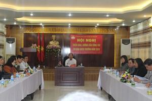 Mặt trận Quảng Nam triển khai công tác thi đua khen thưởng năm 2018