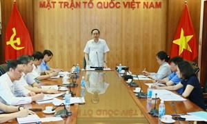 Mặt trận Trung ương hỗ trợ Lai Châu, Hà Giang 2 tỷ đồng