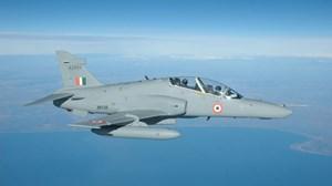 Máy bay quân sự Ấn Độ gặp nạn