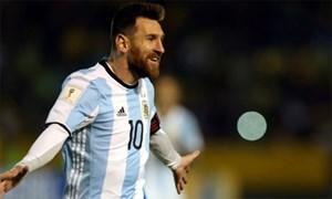 Messi: 'Hy vọng bóng đá sẽ trả tôi món nợ World Cup'