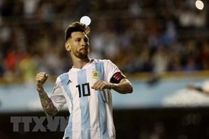 Messi úp mở khả năng chia tay đội tuyển Argentina sau World Cup