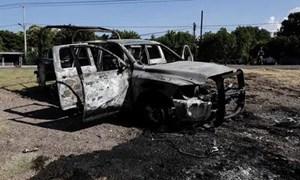 Mexico: Tấn công khiến nhiều cảnh sát thiệt mạng
