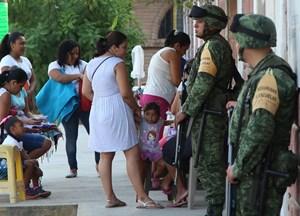 Mexico: Xả súng đẫm máu, 14 người thiệt mạng
