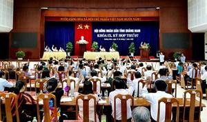 Ông Lê Phước Hoài Bảo bị miễn nhiệm chức danh Ủy viên UBND tỉnh Quảng Nam
