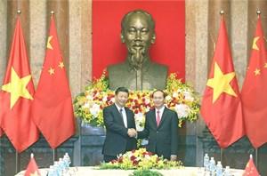 Mở rộng, nâng cao hiệu quả hợp tác Việt - Trung