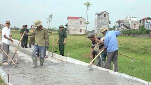 Giám sát để hạn chế thất thoát, nâng cao chất lượng công trình
