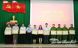 MTTQ TP Buôn Ma Thuột sơ kết 3 năm thực hiện Chương trình phối hợp số 01