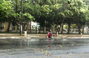 Mưa lớn 'hạ nhiệt' nhiều khu vực tại Quảng Nam