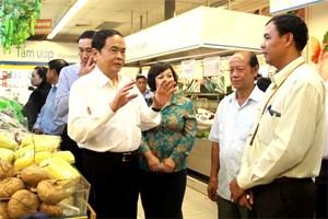 'Muốn thị trường trong nước sôi động phải dựa vào sức mua của nhân dân'