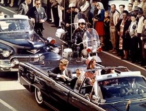 Mỹ công khai tài liệu mật về vụ ám sát John F. Kennedy