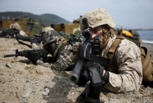 Mỹ, Hàn tiếp tục tập trận đầu tháng Tư