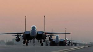 Mỹ không kích Libya