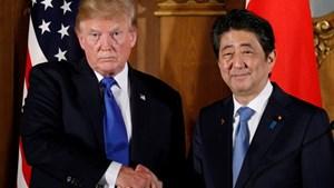 Mỹ-Nhật Bản nhất trí phải loại bỏ vũ khí hạt nhân Triều Tiên