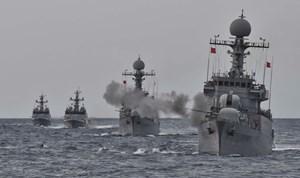 Mỹ, Nhật, Hàn tập trận chống tên lửa