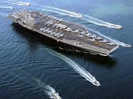 Mỹ-Nhật tập trận hải quân rầm rộ