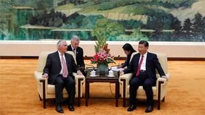 Mỹ tuyên bố duy trì nhiều kênh liên lạc với Triều Tiên