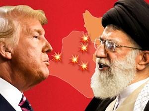 Mỹ, Iran  khẩu chiến