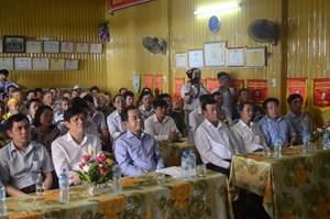 Nam Định: Rộn ràng ngày hội đại đoàn kết ở khu dân cư