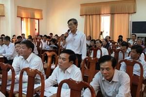 Nâng cao chất lượng đại biểu hội đồng nhân dân