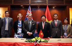 New Zealand hỗ trợ 500.000 NZD giúp Việt Nam khắc phục hậu quả bão số 12