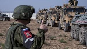 Nga và Thổ Nhĩ Kỳ tiếp tục tuần tra tại miền Bắc Syria