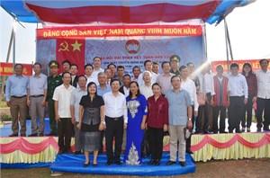 Ngày hội đại đoàn kết của đồng bào Vân Kiều, Pa Cô