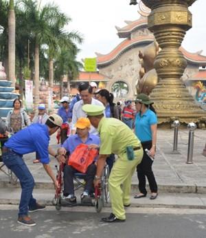 Ngày hội 'Thiện tâm nhân ái' dành cho người khuyết tật