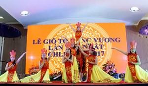 Ngày Quốc tổ Việt Nam toàn cầu online