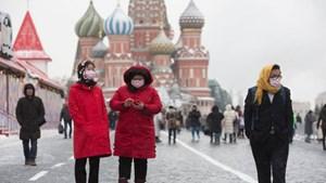 Hành động đẹp của người Việt tại Nga