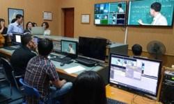 Thái Nguyên: Triển khai dạy học qua truyền hình cho học sinh lớp 5 và lớp 9