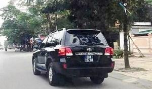 Nghệ An muốn bán đấu giá 2 chiếc xe tiền tỷ do DN tặng