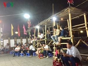 Nghệ thuật Bài Chòi xuống phố, thu hút khách du lịch Đà Nẵng