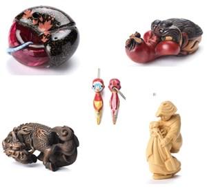 Nghệ thuật điêu khắc gỗ Nhật Bản đương đại