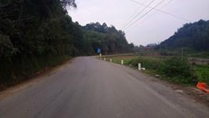 Nghiêm túc khắc phục những thiếu sót tại dự án đường ĐT 268