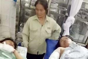 Người đàn ông rút dao chém mẹ và em gái gục tại chỗ