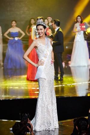 Người nổi tiếng: Bí quyết thành công của Hoa hậu Hoàn vũ Trung Quốc