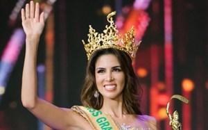 Người nổi tiếng: Tân Hoa hậu Hòa bình Maria Jose Lora