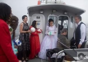 Người phụ nữ cưới cướp biển '300 tuổi'