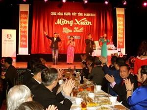 Người Việt ở Séc tổ chức Tết Cộng đồng tại nhiều địa phương