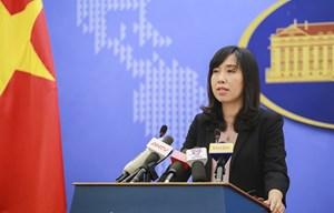 Huấn luyện quân sự ở Hoàng Sa: Trung Quốc xâm phạm nghiêm trọng chủ quyền của Việt Nam