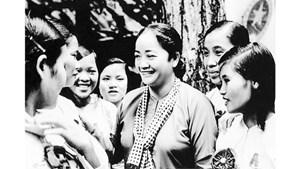 Nhiều hoạt động kỷ niệm 100 năm Ngày sinh bà Nguyễn Thị Định