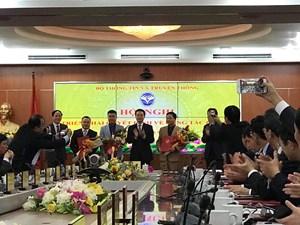 Phó Tổng Biên tập Báo VietNamNet giữ chức Tổng Biên tập Tạp chí Thông tin và Truyền thông